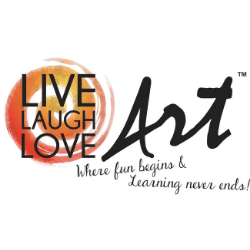 Live Laugh Love Art logo