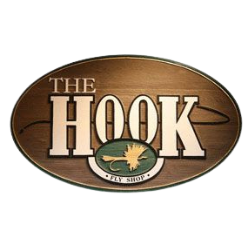 The Hook Fly Shop Logo