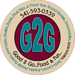 Good 2 Go Logo