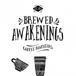 Brewed Awakenings Logo