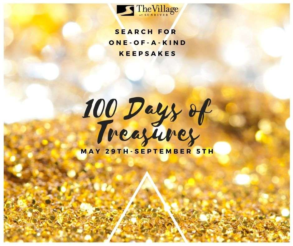 100 Days of Treasures