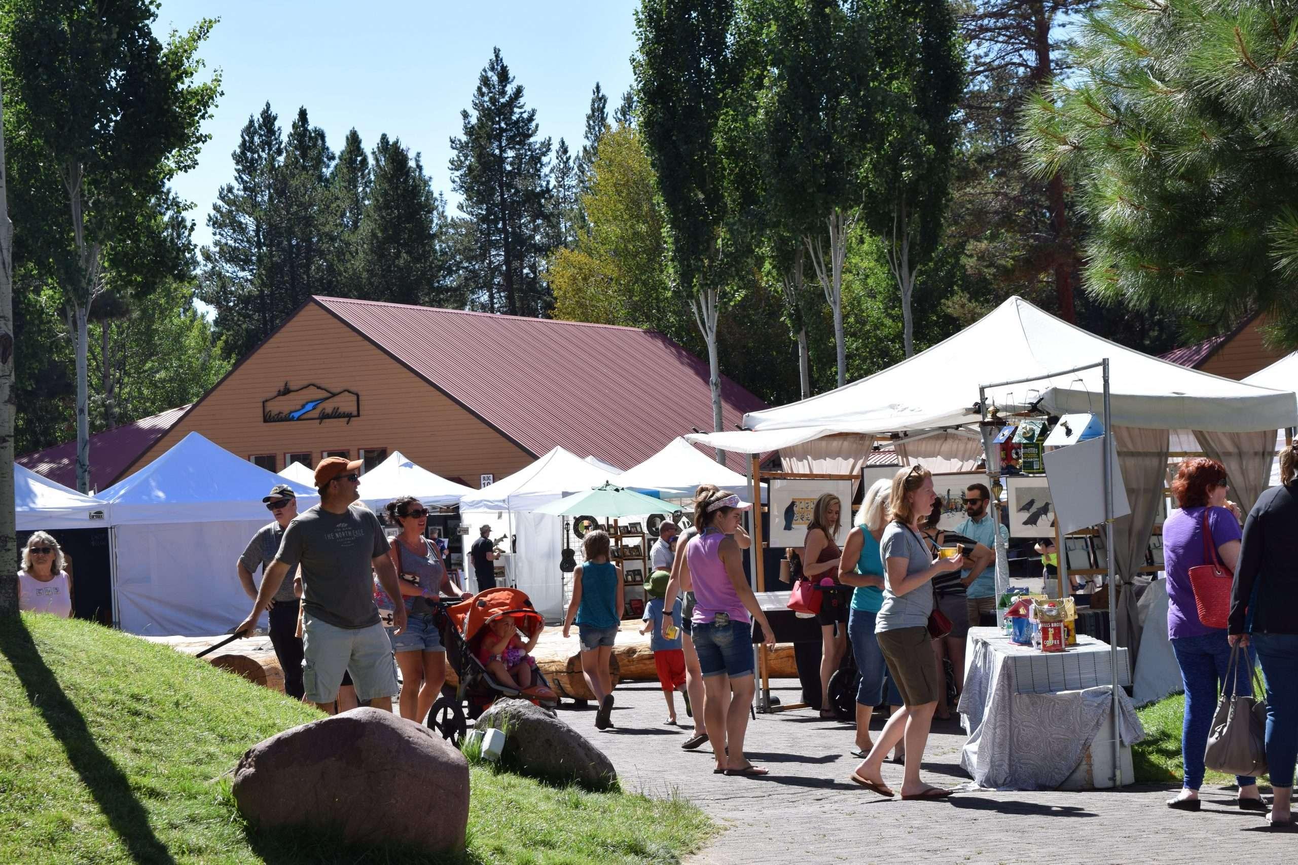 Sunriver Art Fair 2021