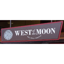 West of the Moon Logo