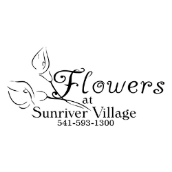 Flowers at Sunriver logo